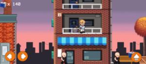 Capture d'écran du jeu Ecrabouille les patrons