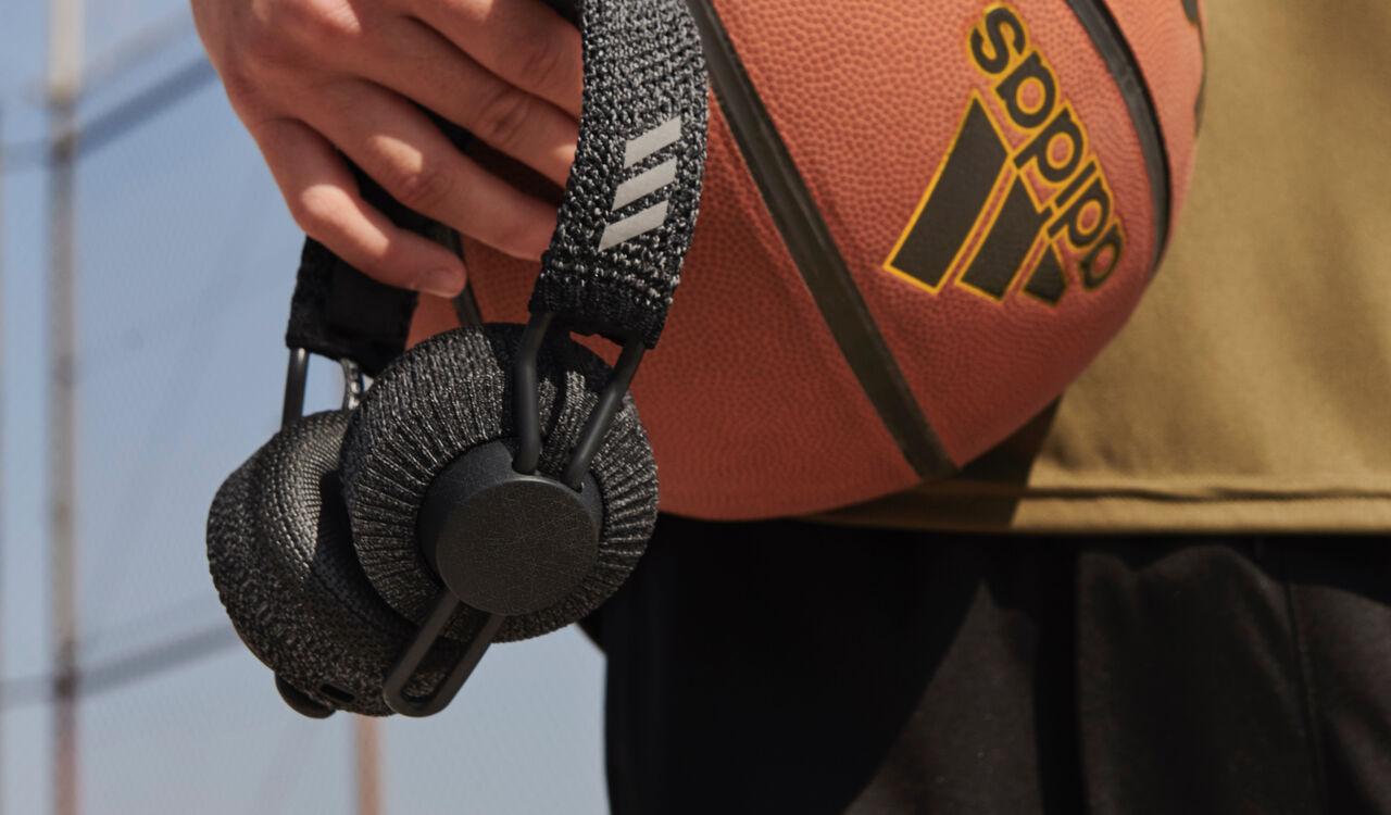 Le casque Adidas RPT-01 adapté aux sportifs