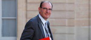 Le nouveau premier ministre français, Jean Castex .